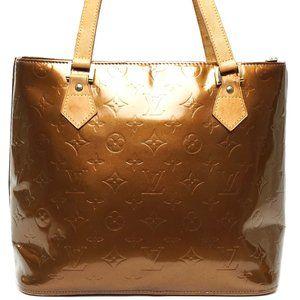 Auth Louis Vuitton Houston Tote Bag #6965L16